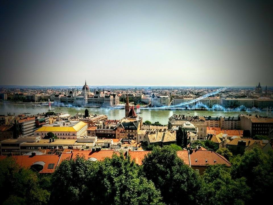 Three great places to go jogging in Budapest