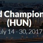 FINA World Championship in Budapest 2017