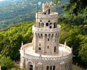 János Hill Lookout Tower