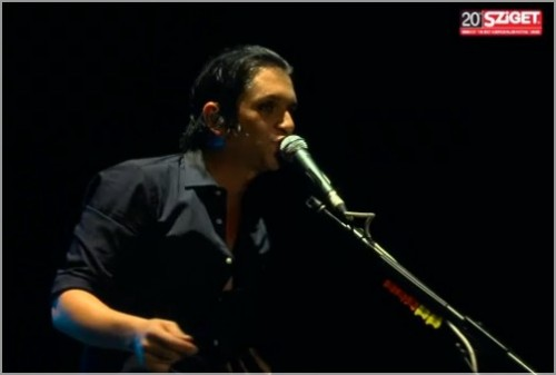 Placebo live on Sziget 2012 - as seen on YouTube