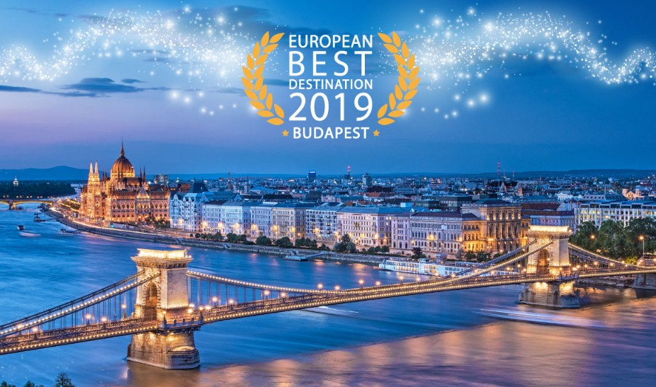 Budapest is the best European city in 2019