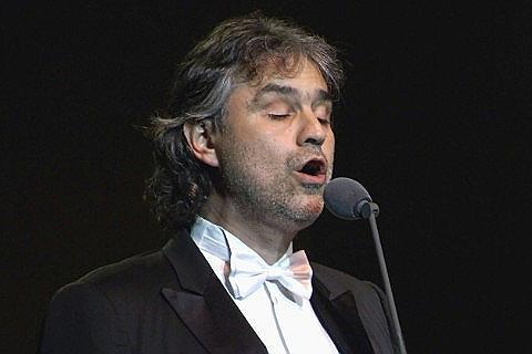 Andrea Bocelli Budapest 2013
