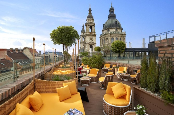 Aria Hotel in Budapest