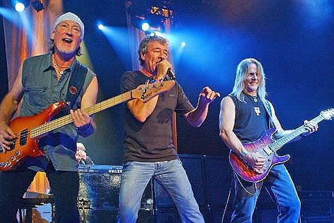 Deep Purple Budapest