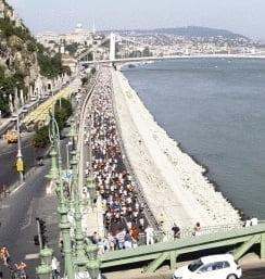 Half Marathon in Budapest