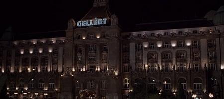 Hotel Gellert I Spy