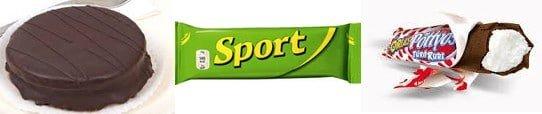 Ischler Sport Szelet Turo Rudi