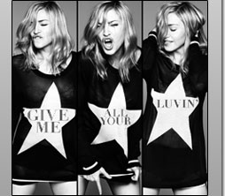 Madonna Budapest