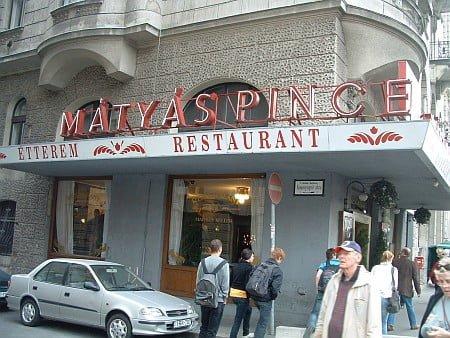 Matyas Pince Budapest