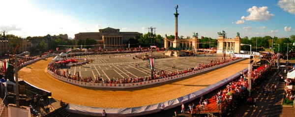 National Gallop at Heroes Square