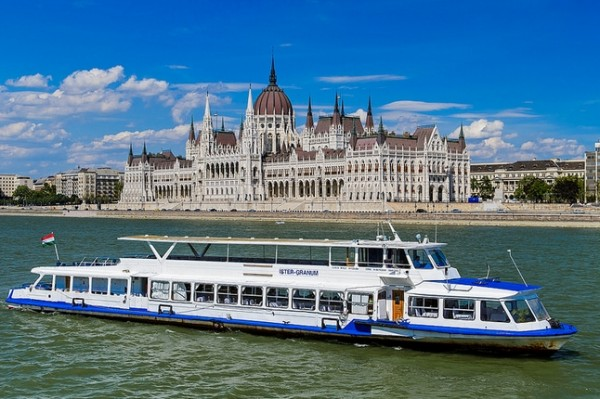 River Cruise Budapest