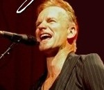 Sting concert in Budapest