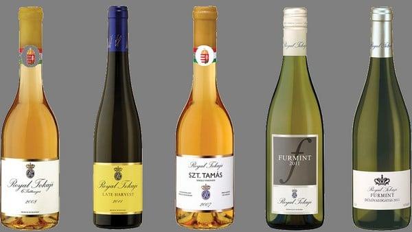 Sweet White Wine