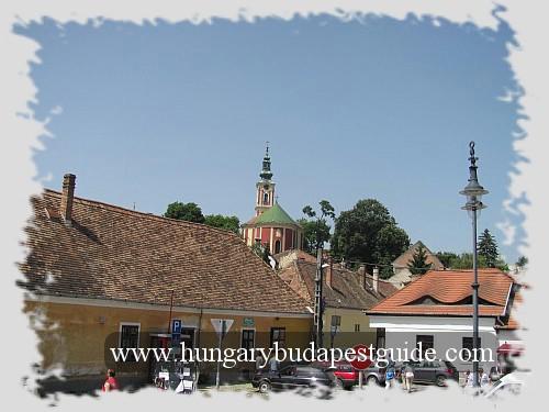 Szentendre - Belgrad church