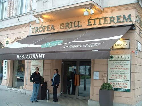 Trofea GRill Budapest