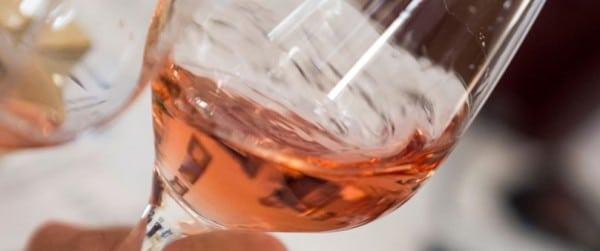 Delicious wine in Budapest