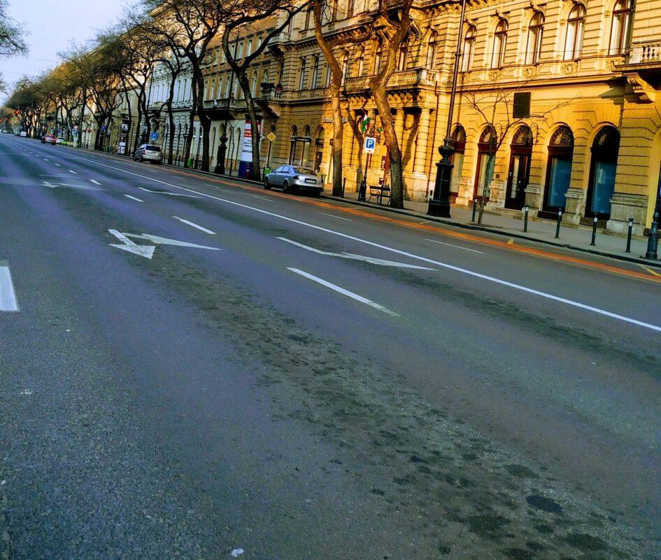 Andrassy Budapest