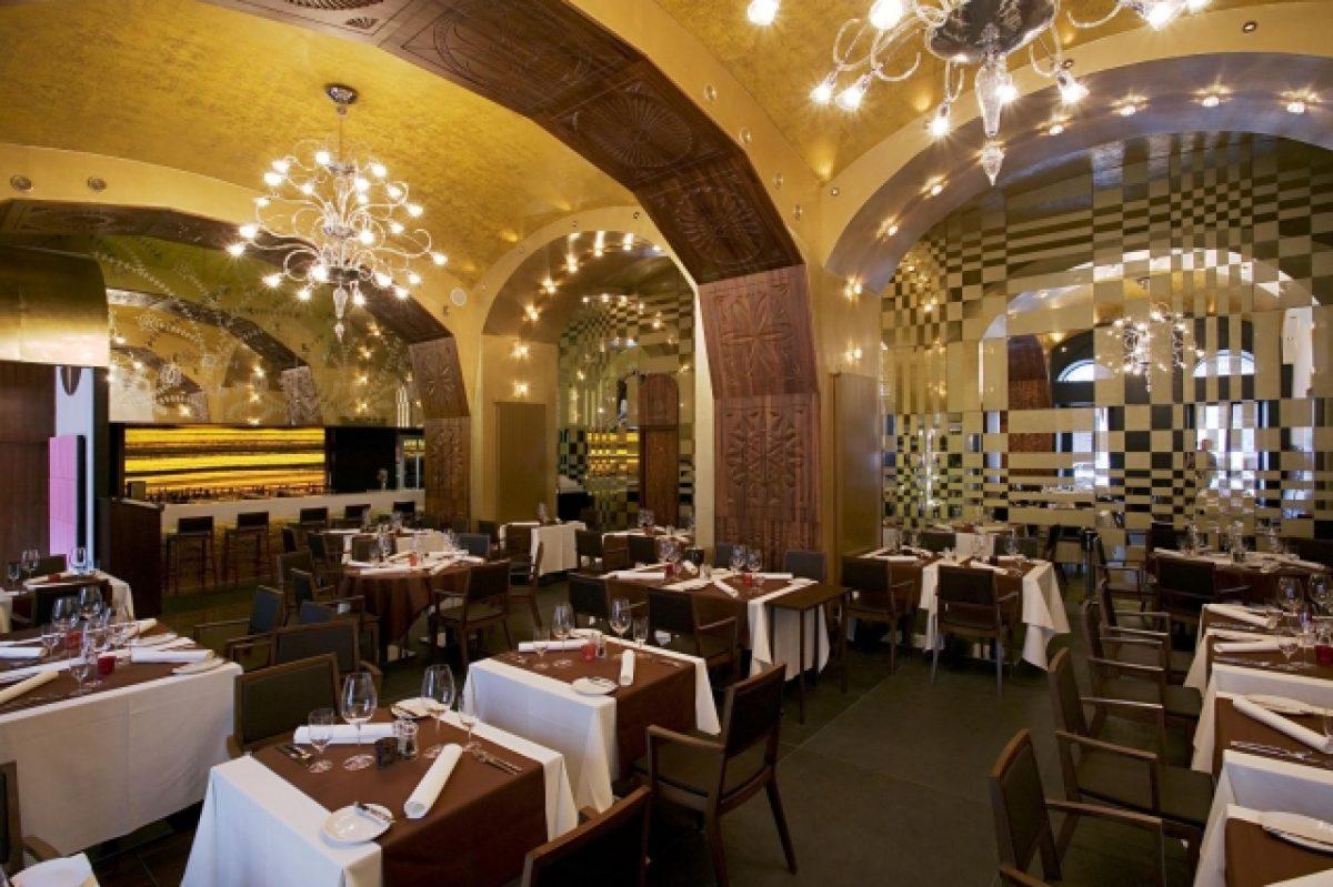 Aszu restaurant in Budapest