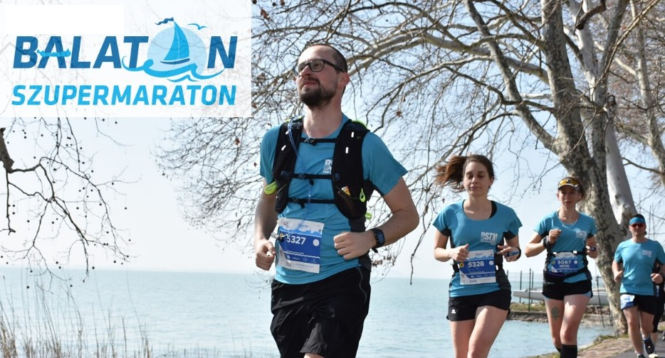 Balaton Supermarathon in Hungary
