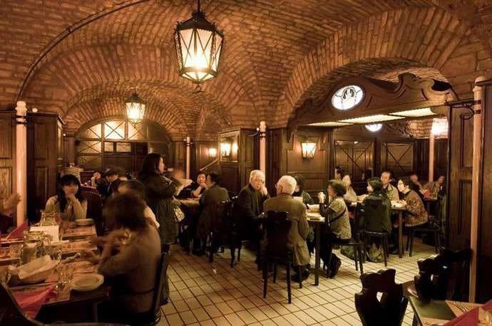 Beer dinner in Kaltenberg Budapest