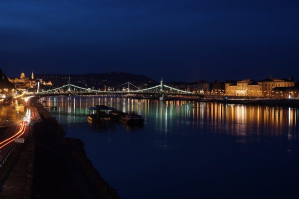 Budapest by night - a beauty for the eye and for the soul!