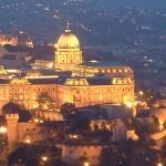 Die Burg Budapest