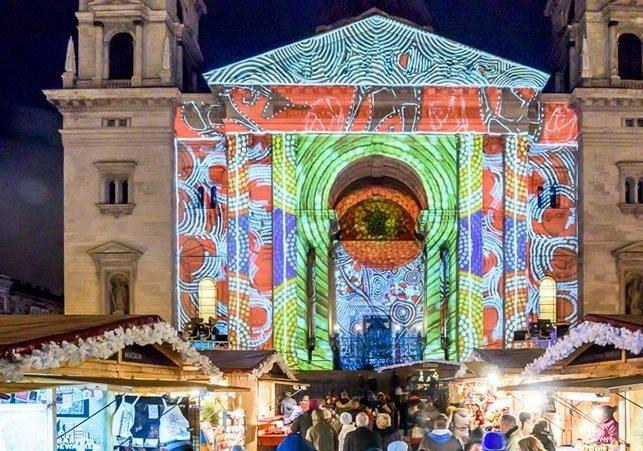 Les marchés de Noël à Budapest en 2019