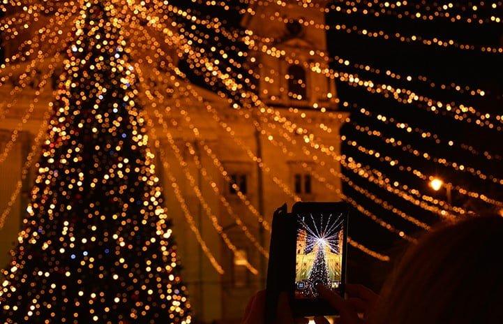 De kerstmarkten in Boedapest in 2019