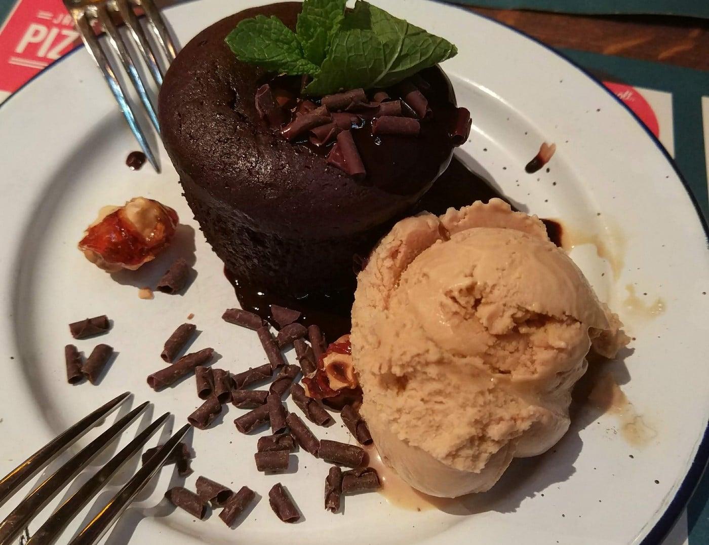 dessert in jamie oliver