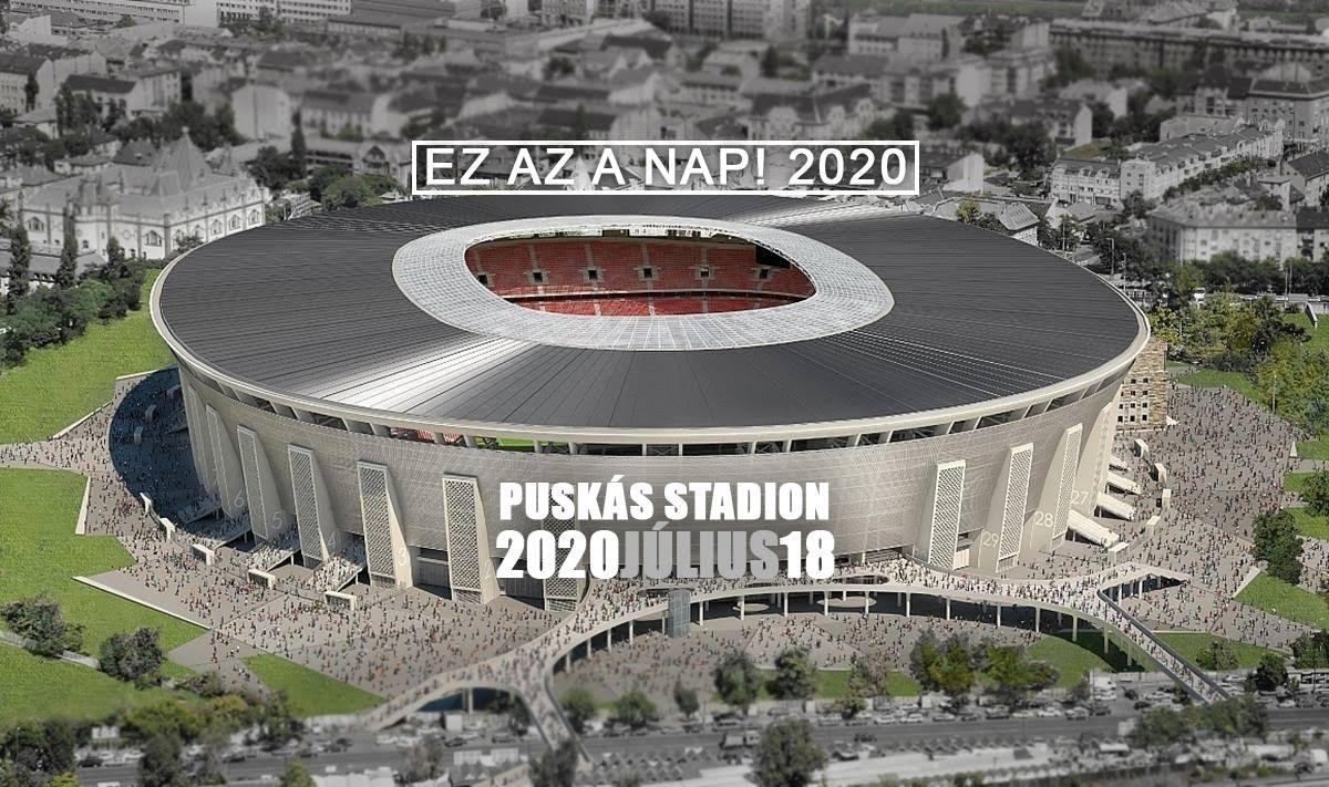 Ez az a Nap 2020