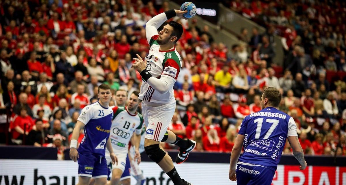 Hungary in the Handball European Championship
