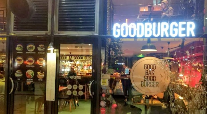 GoodBurger in Budapest - Is it worth visiting?