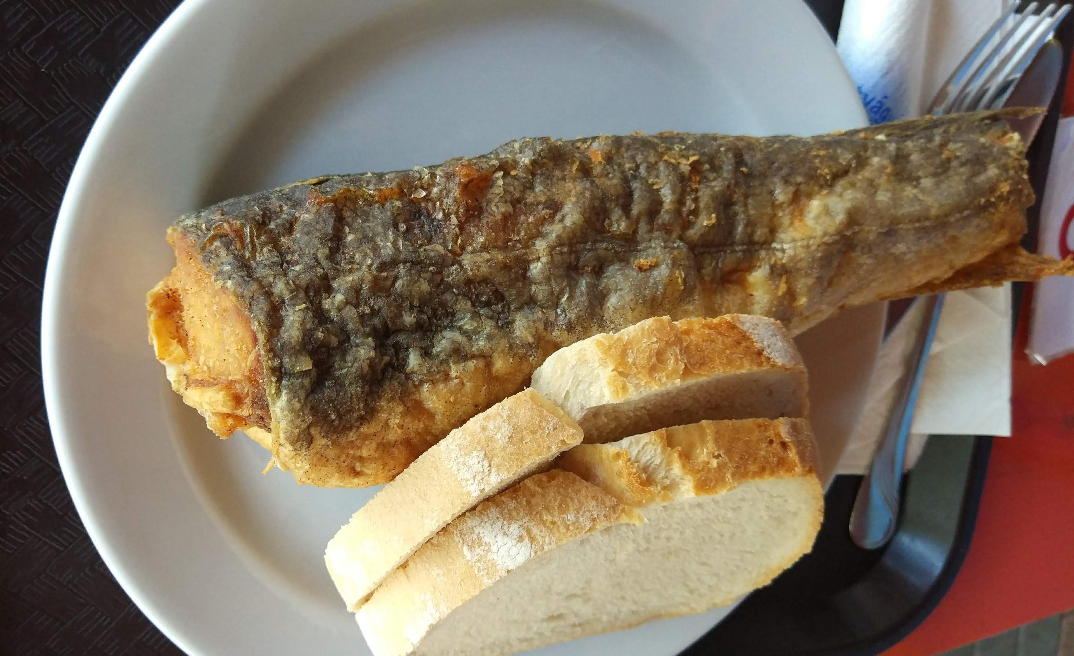 The Hungarian fish