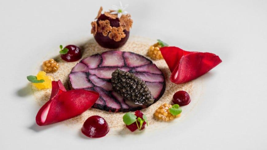Gourmet dinner in Onyx Budapest