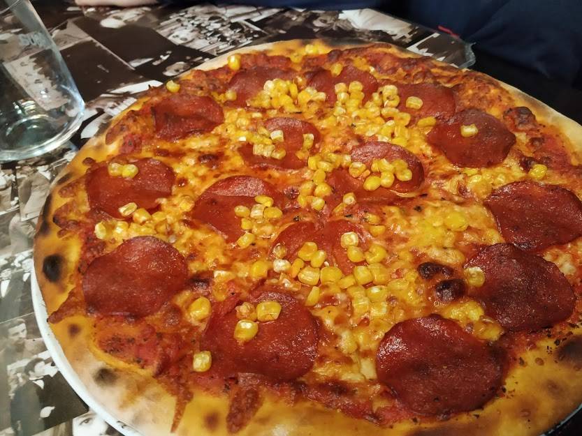 pizza restaurant in visegrad