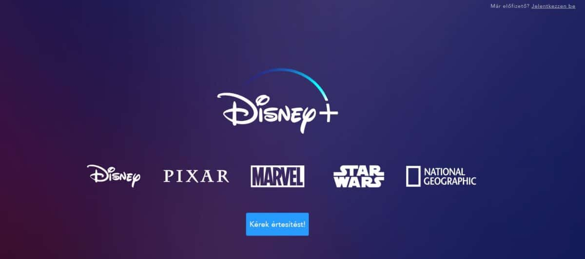 disney+ in hungary