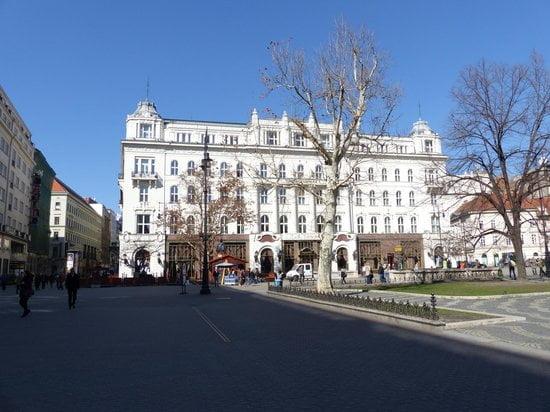 Vorosmarty ter, Budapest